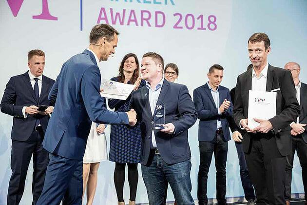 Jungmakler-Award-2018-Rainer-Schamberger-DKM-2018-Handwerksmakler-Versicherungsmakler-Dresden