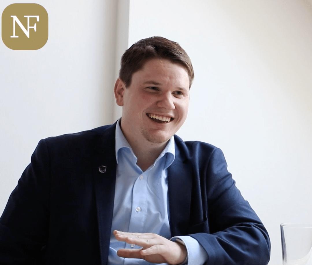 Rainer Schamberger - der Handwerksmakler bei NewFinance.today